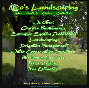 Nico's Landscaping
